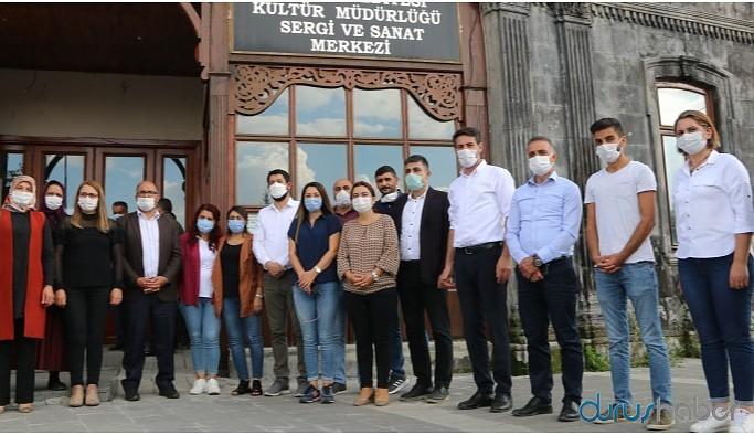 Kars'ta HDP'ye oy vermeyenler de gözaltılara tepkili