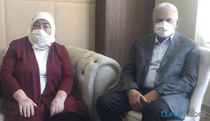 Koronavirüse yakalanan Binali Yıldırım ve Semiha Yıldırım'ın sağlık durumunda son gelişme