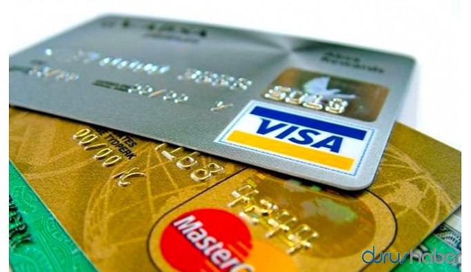 Kredi kartı limitleri için yeni düzenleme