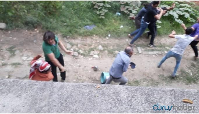Kürt işçilere saldırı TT oldu