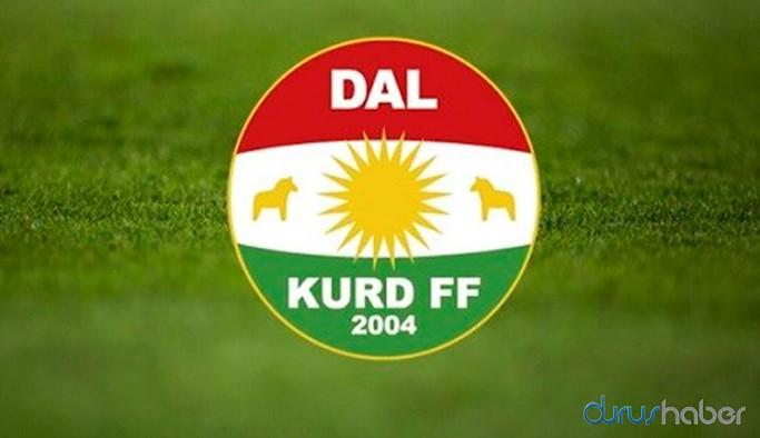Kürt takımı Dalkurd sansürlendi: 123456789