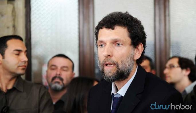 Osman Kavala hakkında ikinci iddianame mahkemeye gönderildi