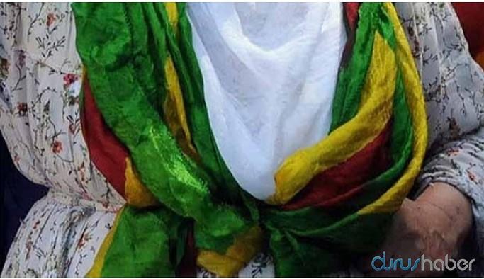 Tülbent nedeniyle gözaltı: Renklerin suç olduğunu bilmiyordum!
