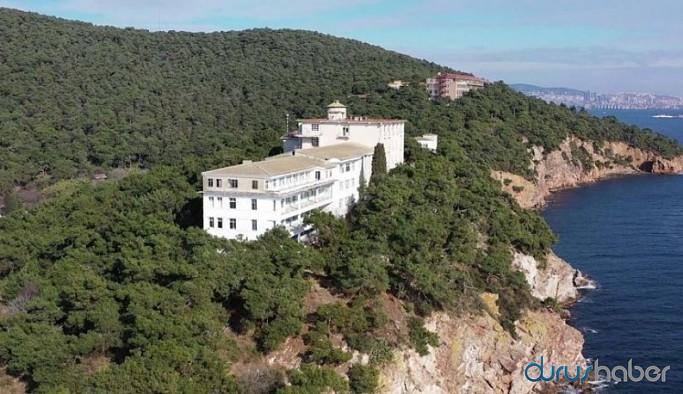 Türkiye'nin ilk pandemi hastanesinin arazisi Diyanet'e devredildi