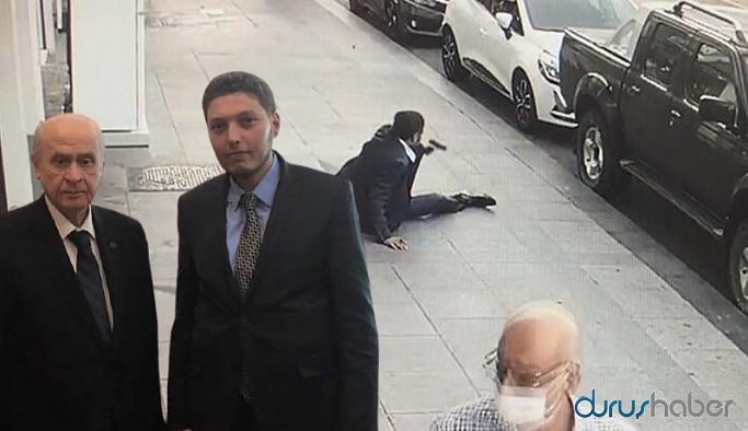 Ülkü Ocakları Başkanı silahlı çatışmada vuruldu