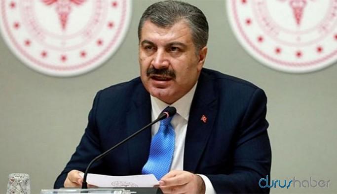 'Vakalar eksik açıklanıyor' iddiasına Sağlık Bakanı Koca'dan açıklama