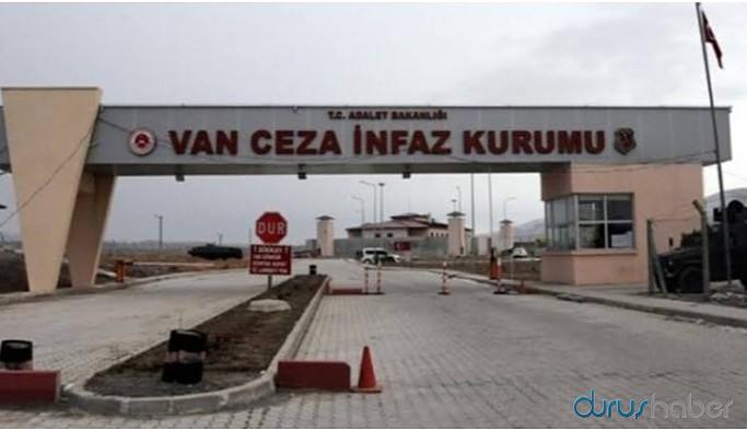 Van F Tipi'ndeki siyasi tutuklular açlık grevine başladı