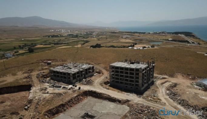 90 milyon TL'lik 'göl manzaralı' cezaevinin yapımı devam ediyor