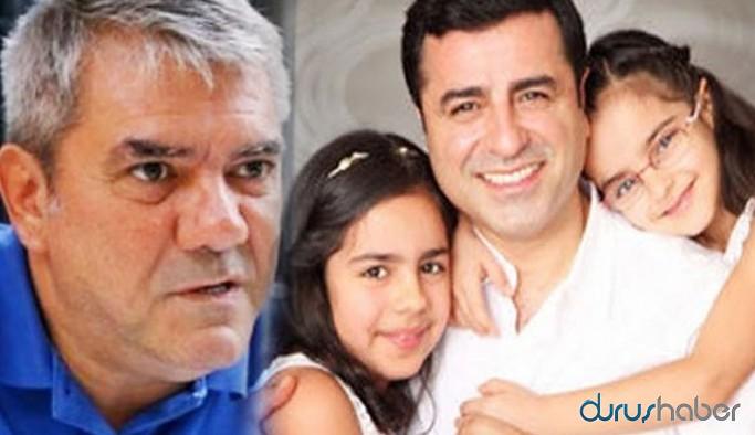 Yılmaz Özdil'den Demirtaş tepkisi: Hapisteki bir babanın...