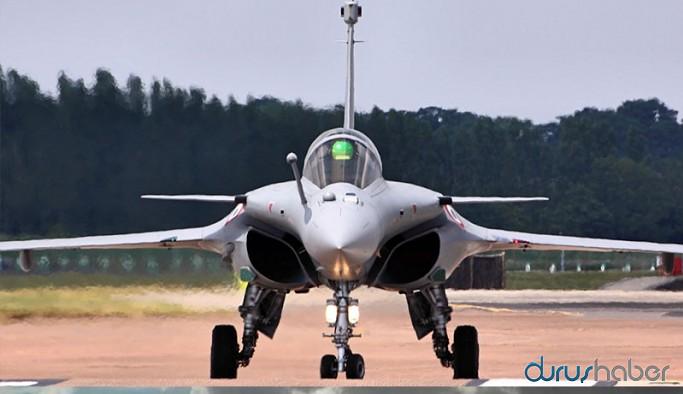 Yunanistan 18 savaş uçağı almak için Fransa ile anlaştı