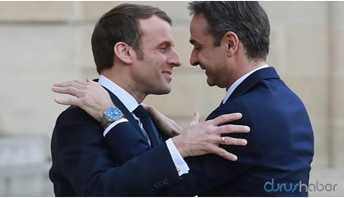 Yunanistan ve Fransa savunma işbirliği yaptı!