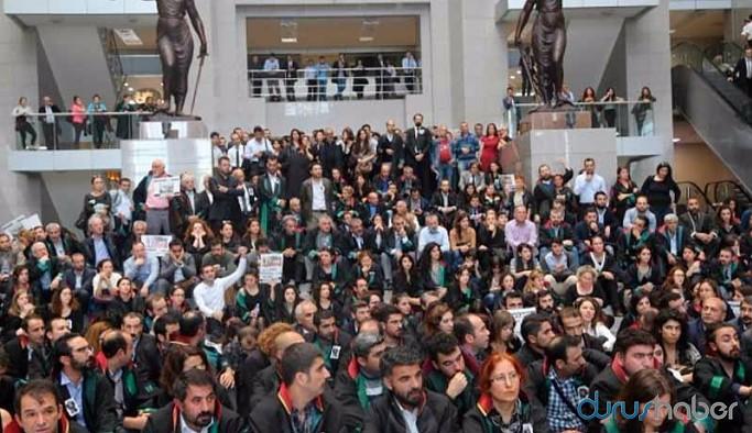 10 Ekim Katliamı'nı protesto eden avukatlara 'örgüt propagandası' suçlaması