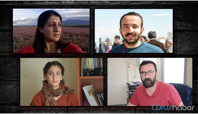 4 gazeteci tutuklandı
