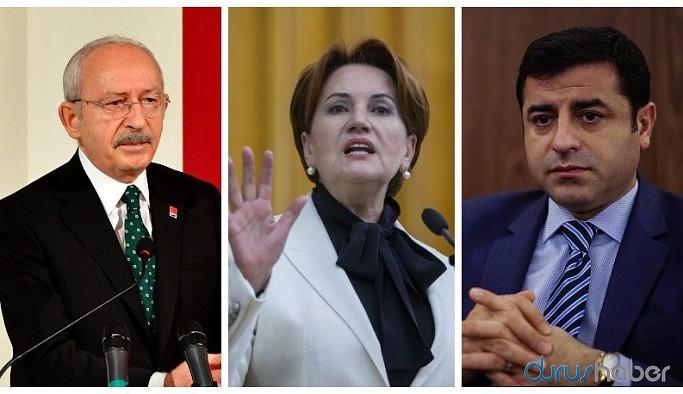 Abdulkadir Selvi'den muhalefet partileri için çarpıcı iddia: 'AKP karşıtı cephede...'