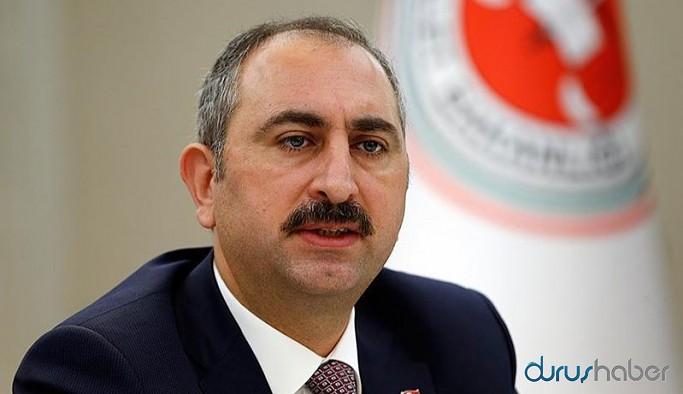 Adalet Bakanı Gül'den 'ışıklar yanıyor' tepkisi