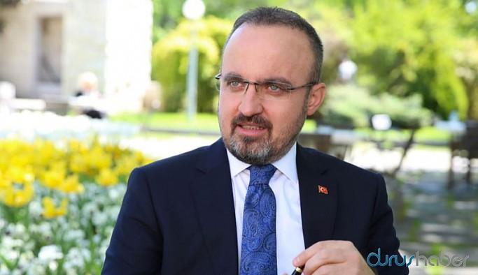 AKP Grup Başkanvekili Bülent Turan: 3 yıl boyunca seçim olmayacak