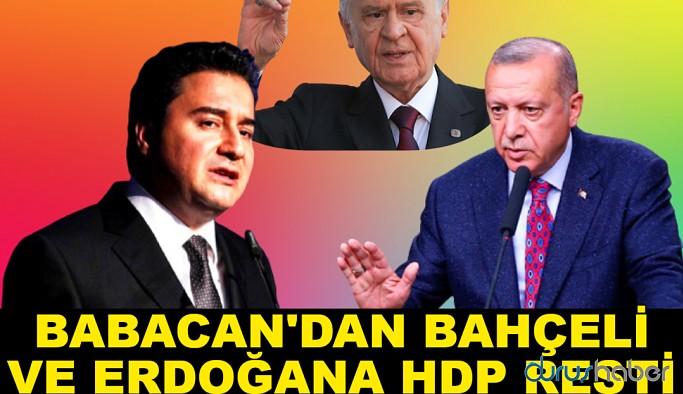 Ali Babacandan Erdoğan Ve Bahçeliye HDP Resti