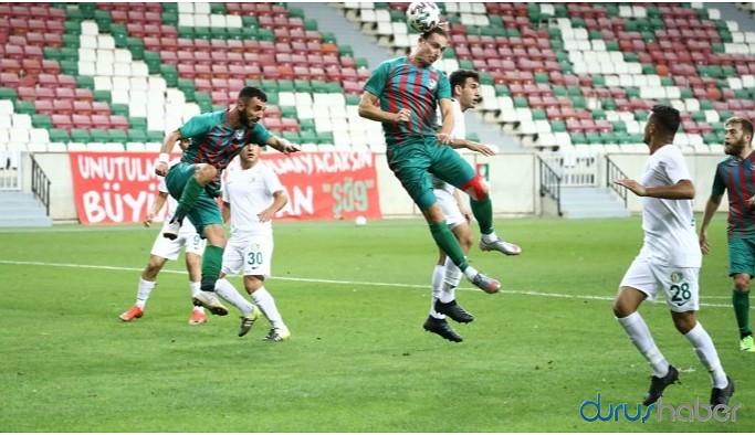 Amedspor sezonun ilk galibiyetini aldı