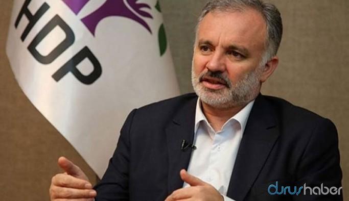 Ayhan Bilgen'den flaş açıklamalar: Bu arayış HDP'ye karşı...