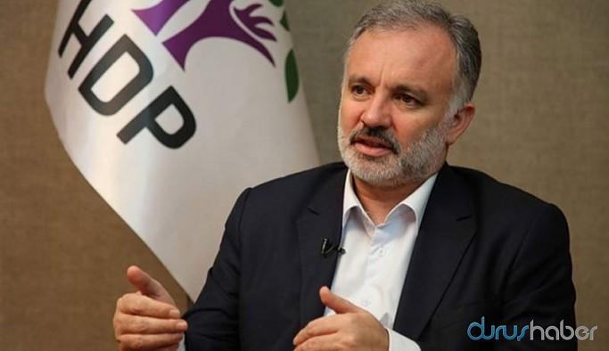 Ayhan Bilgen'den HDP'ye yeni ittifak ve sert eleştiri: Kısır döngüden çıkışın tek yolu...