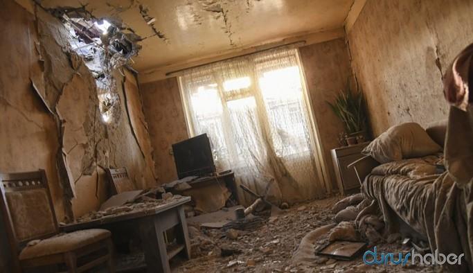 Azerbaycan: Ermenistan Terter ve Horadiz'e füze saldırısı düzenledi
