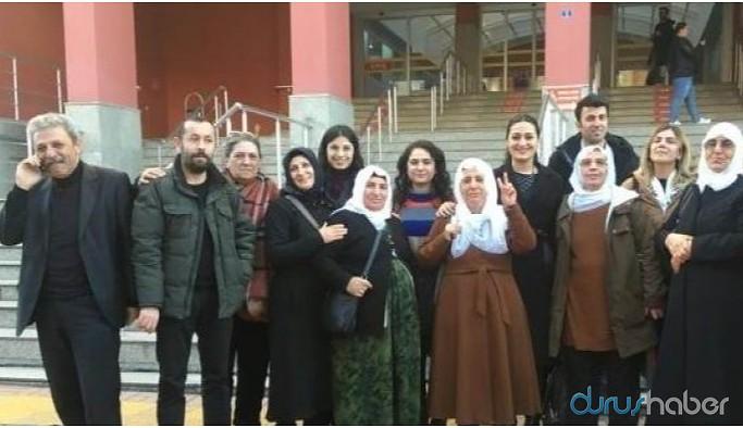 Beyaz Tülbentli Anneler beraat etti