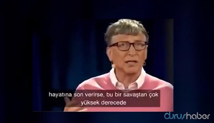 Bill Gates'in 5 yıl önceki kehaneti ortalığı karıştırdı