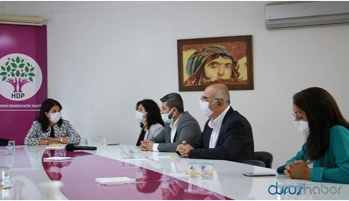 Buldan: AKP'ye büyük yenilgiyi önümüze koyduk