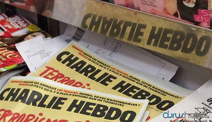 Charlie Hebdo'ya soruşturma