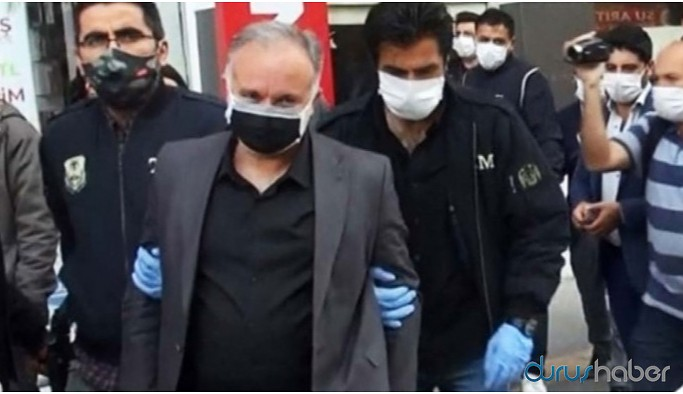 CHP heyeti Ayhan Bilgen'i ziyaret etti