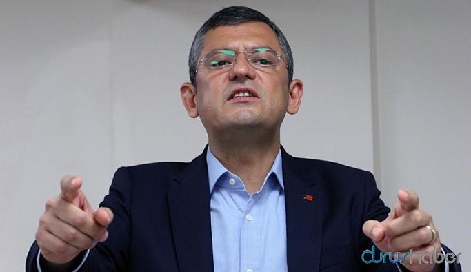 CHP'li Özel'den HDP'lilerin tutuklanmasına tepki: Sarayda pişen bu yemeği milletin midesi kaldırmaz