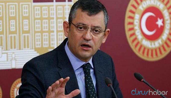 CHP'li Özel: Reis oturmuş kabile devletinde, 'Seçim meçim yok' diyor