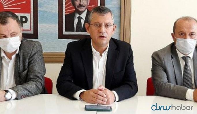 CHP'li Özgür Özel: Can Gürkan kaçabilir, hemen tutuklanması lazım