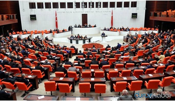 Cumhurbaşkanlığı tezkeresi Meclis'te kabul edildi