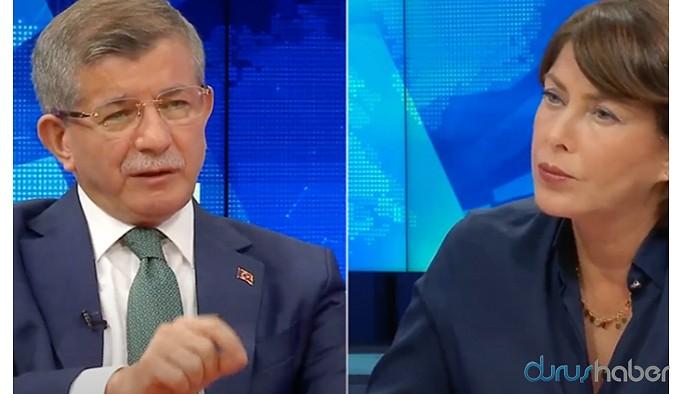 Davutoğlu:  Benim için Mithat Sancar da Ayhan Bilgen de Altan Tan da terörist değildir