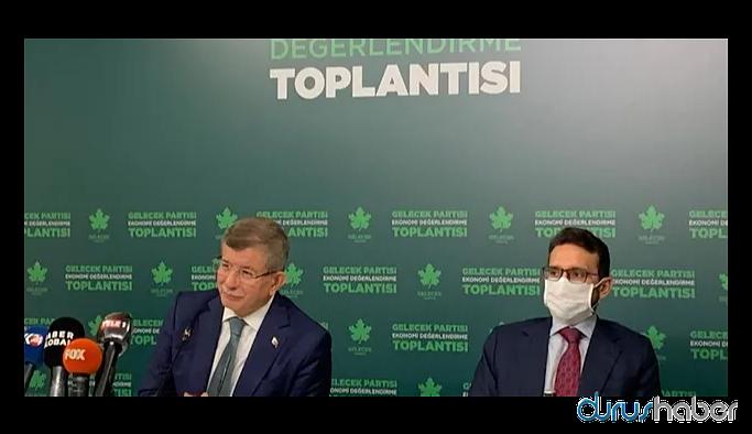 Davutoğlu'ndan Erdoğan'a 'mümin' yanıtı