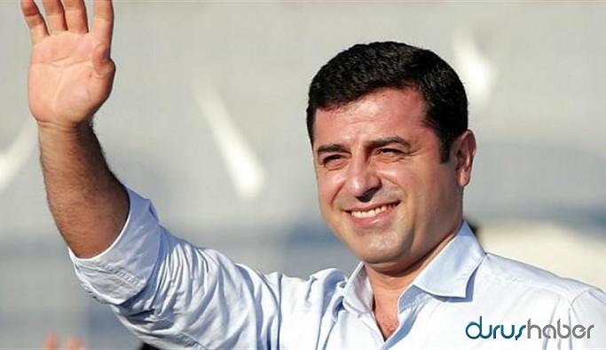 Demirtaş: İlk seçimde AKP-MHP bloğunu tarihin çöplüğüne göndereceğiz