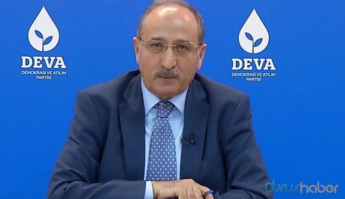 DEVA Partili Yılmaz: Sağlık bakanı süreci değil, algıyı yönetmeyi tercih ediyor