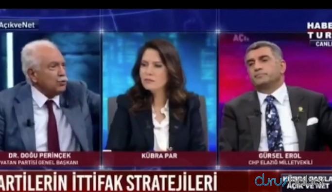 Doğu Perinçek'ten Abdullah Öcalan iddiası