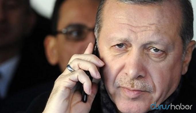 Erdoğan, AB Konseyi Başkanı Charles Michel ile görüştü