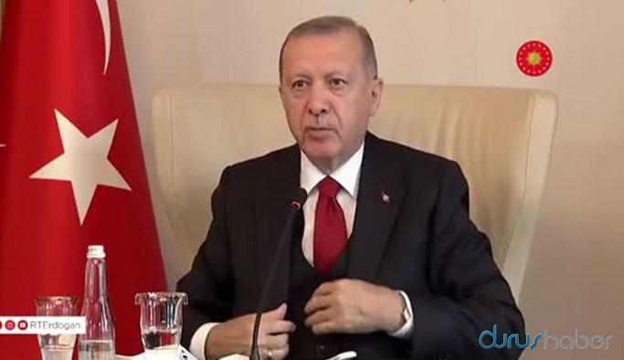 Erdoğan Azerbaycan'a destek çağrısında bulundu