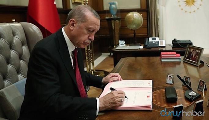 Erdoğan imzaladı: Çok sayıda atama kararı Resmi Gazete'de
