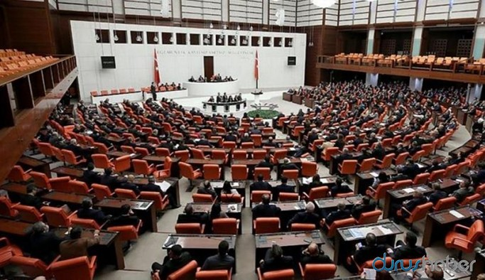Erdoğan'ın imzaladığı 2021 yılı Bütçe Kanun Teklifi TBMM'de