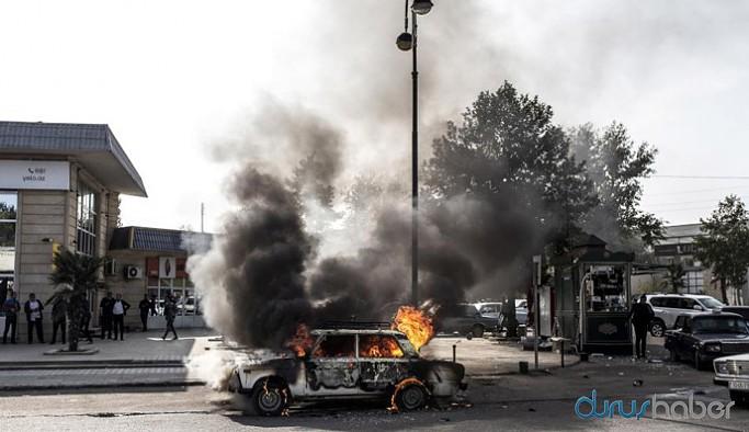 Ermenistan'dan füzeli saldırı: 14 ölü