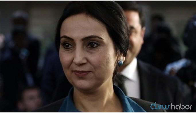 Figen Yüksekdağ'a 'Cumhurbaşkanı'na hakaret' iddiasıyla ceza talebi
