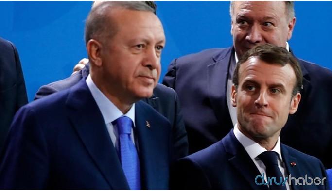 Fransa, Türkiye Büyükelçisini ülkeye çağırdı