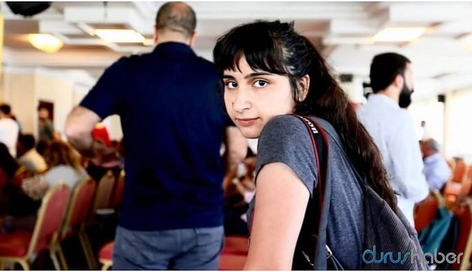 Gazeteci Zeynep Durgut gözaltına alındı