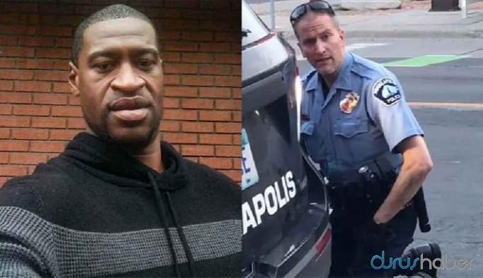 George Floyd'u öldüren polis serbest bırakıldı