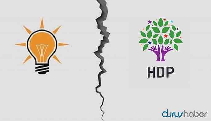 HDP'li vekil ile AKP'li vekiller arasında gerginlik