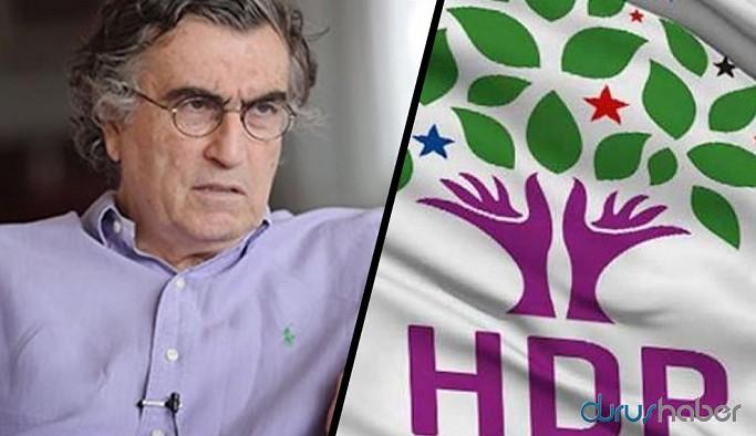 Hasan Cemal: Kapatın gitsin HDP'yi de..